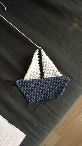 Makerist - Spieluhr Boot - Häkelprojekte - 3