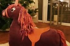 Makerist - Molly - Reitpferd aus Breitcord - 1