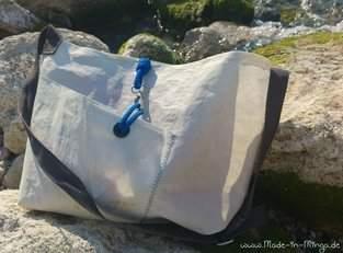 Makerist - Freebie: Tasche aus Segeltuch. Mit gratis Schnittmuster - 1
