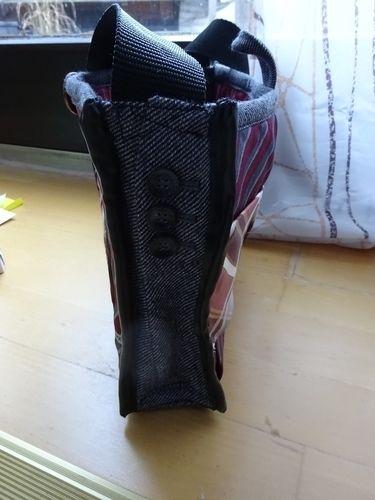 Makerist - Handtasche aus Krawatten und einem ausgedienten Wollblazer - Nähprojekte - 3