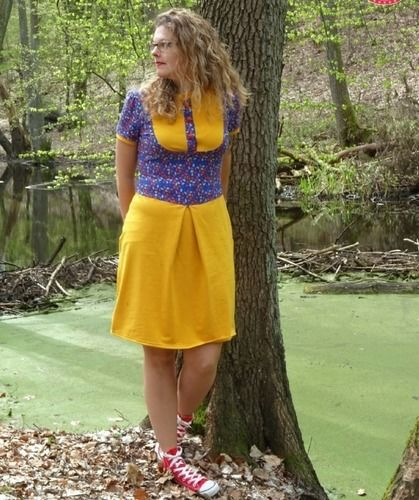 Makerist - Eine Masha  vom Kreativlabor Berlin als Kleid für mich - Nähprojekte - 1