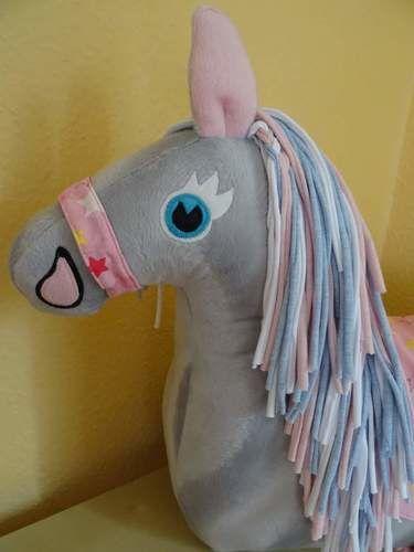 Makerist - Reittier Pferd von Frau Scheiner - Nähprojekte - 3
