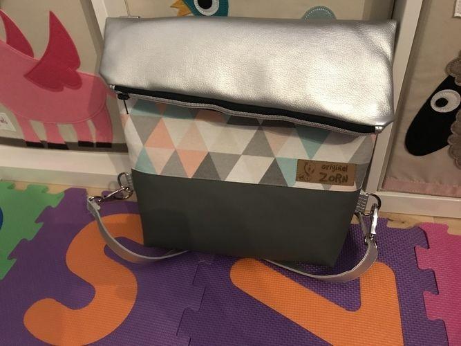 Makerist - FoldOver 2.0 Rucksack von Hansedelli - Nähprojekte - 1