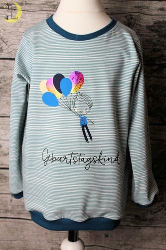 Makerist - Geburtstagsshirt - Nähprojekte - 1