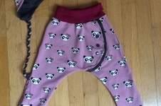 Makerist - Erbsenschlank , Pandabärig stark...  - 1