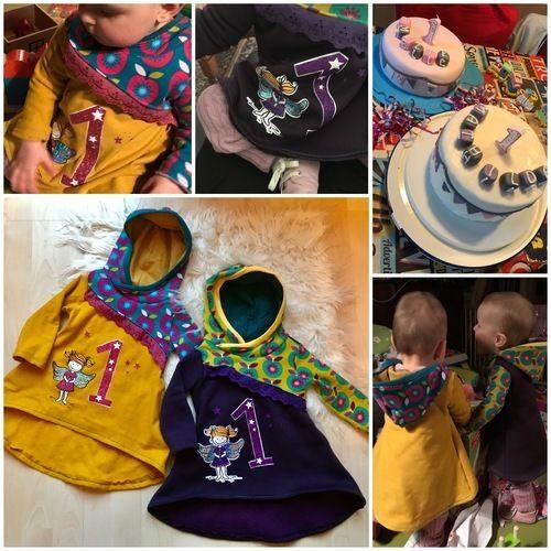 Makerist - First Birthday - Nähprojekte - 1
