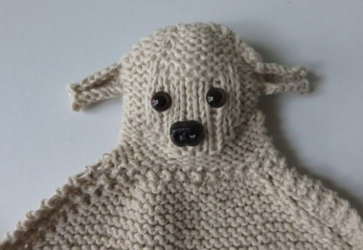 Makerist - Doudou Mouton - Créations de tricot - 3