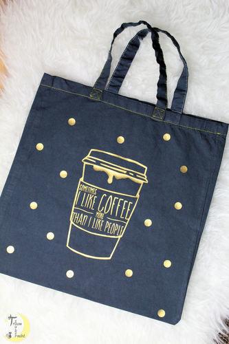 Makerist - Kaffee-Liebe ♥♥♥ - Textilgestaltung - 1
