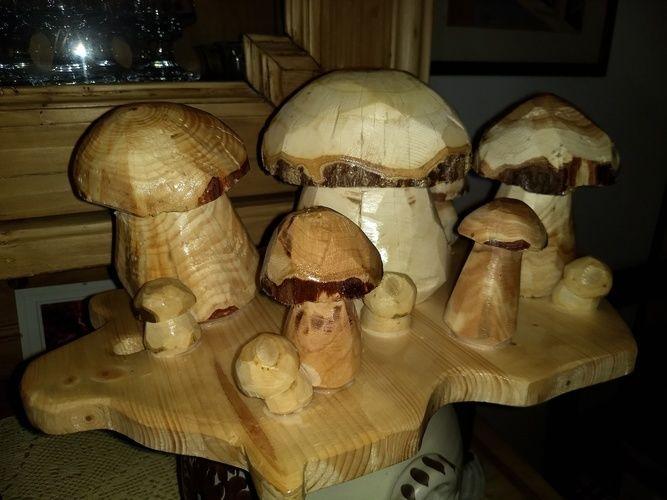 Makerist - Pilzlandschaft  - Werkzimmer - 1