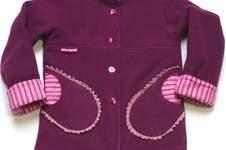 Makerist - Mädchenjacke nach kostenfreiem Schnitt - 1