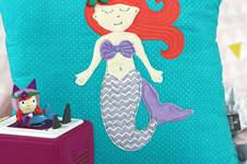 Makerist - Eine Meerjungfrau zur bestandenen Seepferdchen-Prüfung! - 1