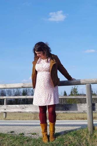Makerist - Wickelkleid aus viskose jersey  - Nähprojekte - 2