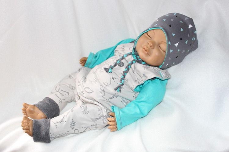 Makerist - Babyset für Leo - Nähprojekte - 1