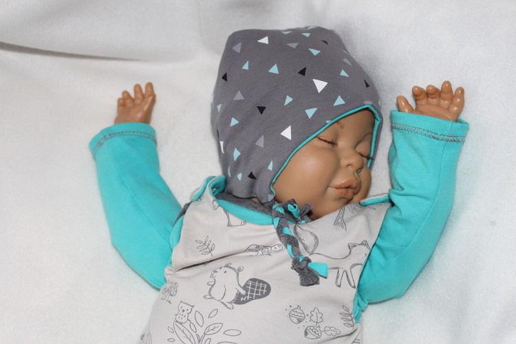 Makerist - Babyset für Leo - Nähprojekte - 2