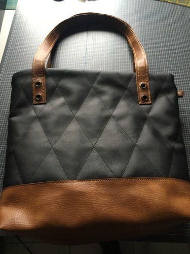 Makerist - Elegante Tasche - Nähprojekte - 2