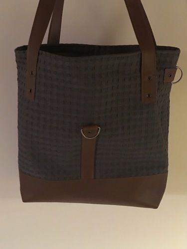 Makerist - Elegante Tasche - Nähprojekte - 3
