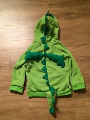 Makerist - Drachen-Kostüm - 1