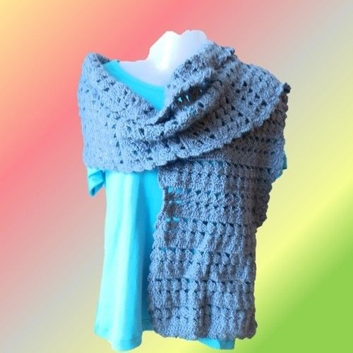Makerist - Schal - Häkelprojekte - 1