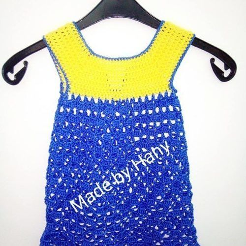 Makerist - Kleid Melina - Häkelprojekte - 1