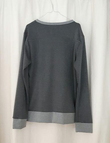Makerist - Sweatshirt für Papa - Nähprojekte - 2