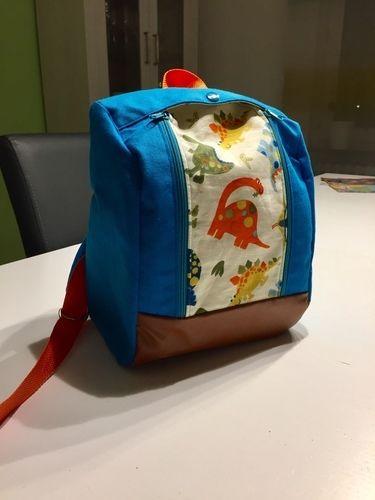 Makerist - Rucksack für kleine Schätze - Nähprojekte - 1