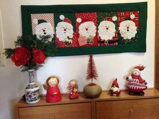 Makerist - Weihnachtsdecke/Wandbehang - 1