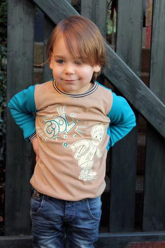 Makerist - Skaterboy - Textilgestaltung - 1