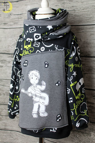 Makerist - Rockerboy - Textilgestaltung - 1