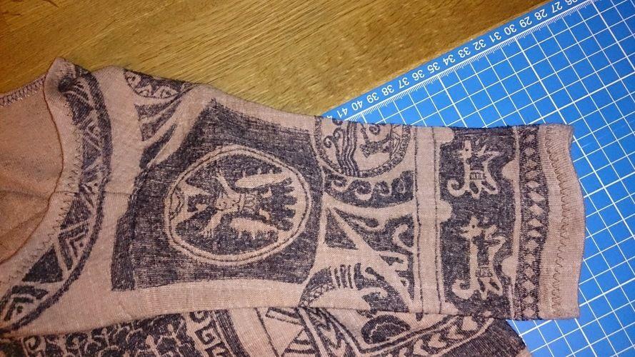 Makerist - Vom Schlafanzug zum Maui-Faschingskostüm - Nähprojekte - 2