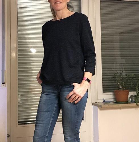 Makerist - Meine erste Franzi - Nähprojekte - 1