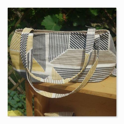 Makerist - Tasche Viola - Nähprojekte - 1