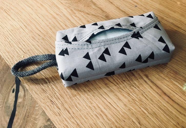 Makerist - Taschentuch-Täschchen - Nähprojekte - 1