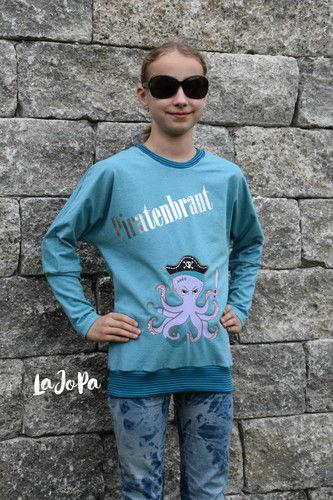Makerist - Piratenbraut Outfit für meine Tochter - Textilgestaltung - 1