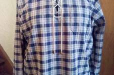 Makerist - Herren Hemd Fischerhemd aus Baumwolle - 1
