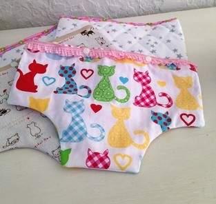 Makerist - sac à lingerie - 1