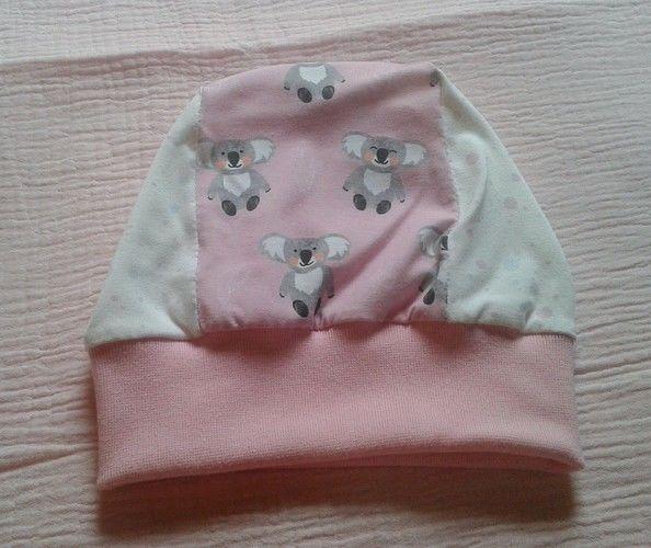 Makerist - Mütze für das kleine Mädchen meiner Kusine - Nähprojekte - 1
