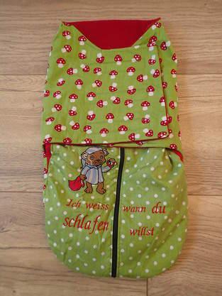 Makerist - Pucksack für den nichtschlafenden Enkel - 1