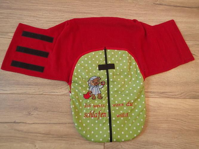 Makerist - Pucksack für den nichtschlafenden Enkel - Nähprojekte - 3