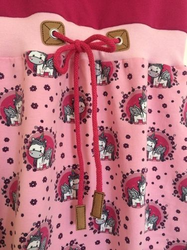 Makerist - Retro-Dress Jerseykleid mit Kordel in 116 - Nähprojekte - 3
