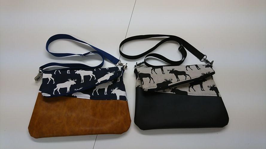 Makerist - Elch-Tasche die Zweite  - Nähprojekte - 1