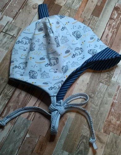 Makerist - Babymütze - Nähprojekte - 1