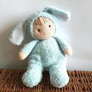 Makerist - Bunny Jo-Jo doll - 1