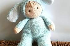 Makerist - Bunny Jo-Jo doll - 1