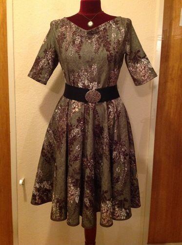 Makerist - Kleid Suzan für mich - Nähprojekte - 1