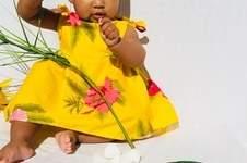 Makerist - Yellow Hawaiian dress - 1