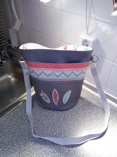 Makerist - Meine Handtasche - Nähprojekte - 1