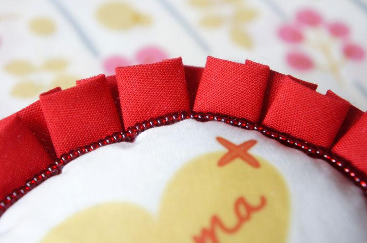 Makerist - Eine Orden zum Muttertag - Nähprojekte - 2