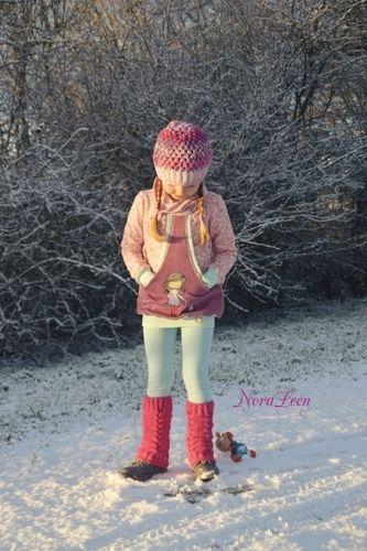 Makerist - Taschenhoodie Aurelie&Aurelio von My little Ladybird - Nähprojekte - 1