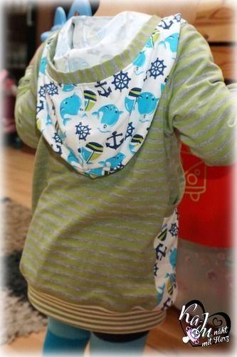Makerist - Taschenhoodie Aurelio für meinen Sohn - Nähprojekte - 3