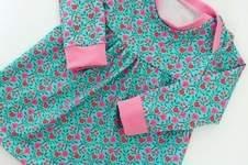 Makerist - Fröhliches Baby Basic Dress für Prinzessinen  - 1